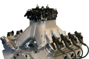 Shafiroff Racing's New 745 Horsepower LS7 HHR Pump Gas Engine