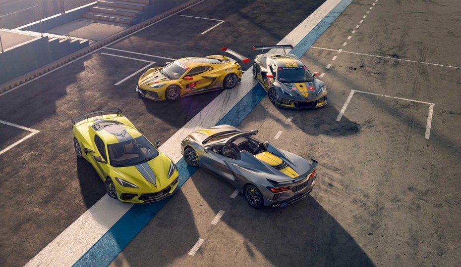 Chevy Ceases 2021 C8 Production & Announces C8.R Limited Edition