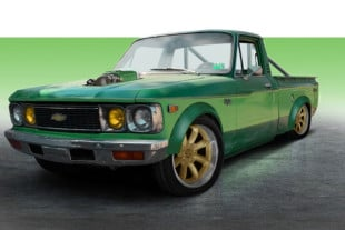 """Project McLuvin: Our """"Superbad"""" 1976 Chevy LUV Mikado"""