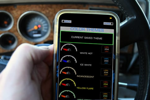 The Digital Age: Updating Your Gauges For An LS Swap