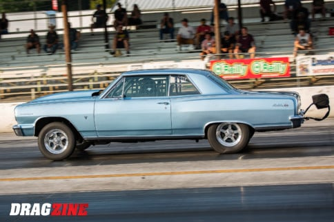 10 Awesome Drag Cars From LS Fest '21!