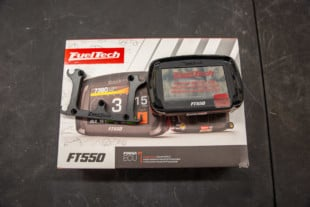 Building An EFI System For Bracket Racing With FuelTech's FT550