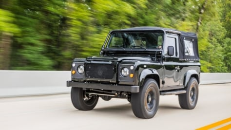 Video-The-Honey-Badger-is-a-LR-Defender-with-Corvette-heart-0
